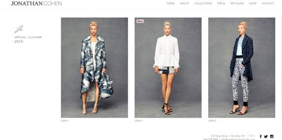 Jonathan Cohen Collections
