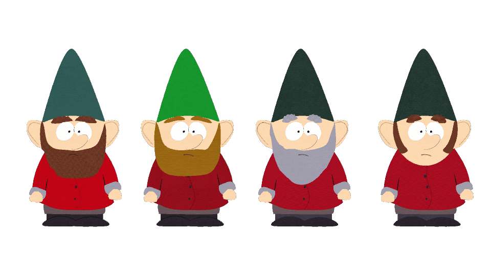 Underpants Gnome from South Park
