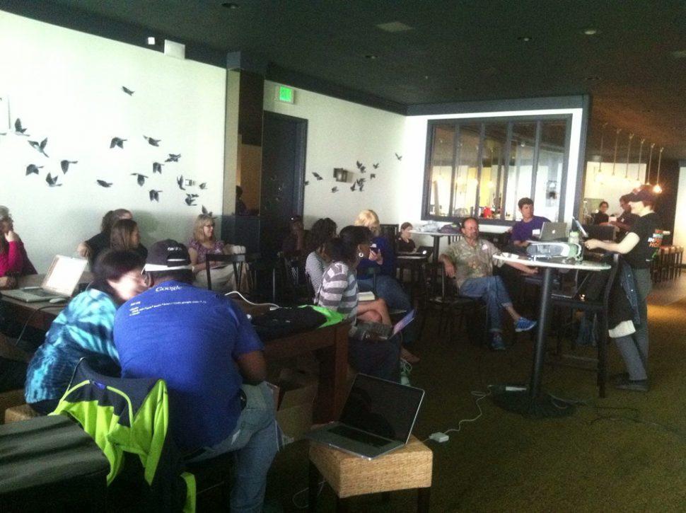 April 2016 East Bay WordPress Meetup at Port Workspaces