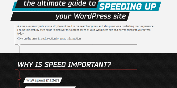 October 2013 Notes: Speeding Up WordPress