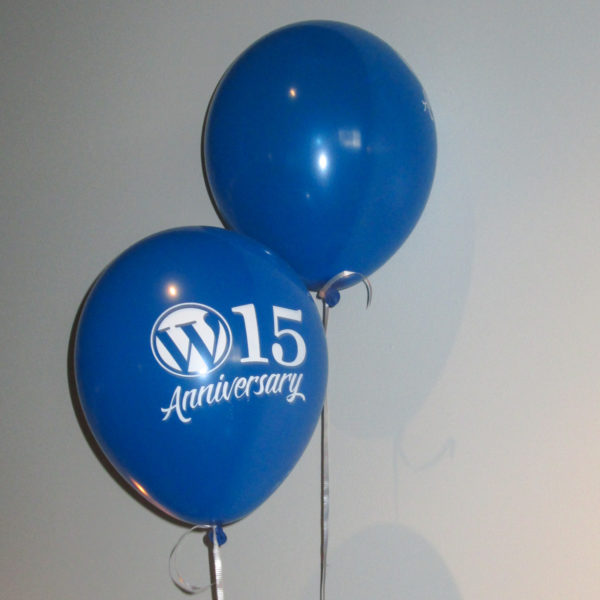 #wp15 balloons floating